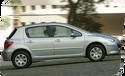 Обучение вождению на Peugeot 307 акпп