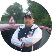 Александр Демьяненко — частный инструктор по вождению