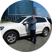 Павел Иванович — частный инструктор по вождению