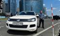 Обучение вождению на Volkswagen Touareg акпп