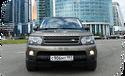 Обучение вождению на Land Rover Range Rover акпп