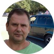 Сергей Викторович — частный инструктор по вождению