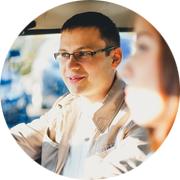 Николай — частный инструктор по вождению