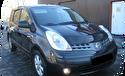 Обучение вождению на Nissan Note акпп