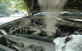 Что делать, если двигатель перегрелся или закипел?