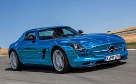 Mercedes показал самый быстрый электрокар на планете