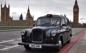 Лондонские кэбы оказались на обочине автопрома