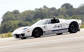 «Форд» побил рекорд скорости на миле