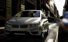BMW собирается перейти на передний привод