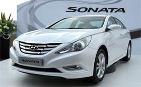 Hyundai Sonata уходит из России