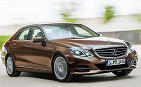 Опубликованы первые фото обновленного Mercedes E-класса