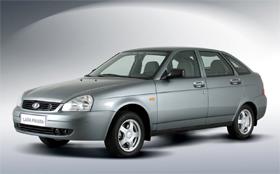 В 2012 г. самой популярной моделью АвтоВАЗа у россиян была Priora