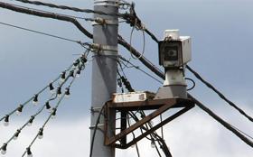 Разметка будет предупреждать водителей о радарах и камерах