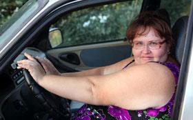 Тощие и толстые водители чаще попадают в ДТП