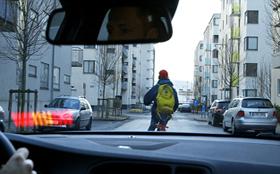 Автомобили Volvo будут безопасны для велосипедистов
