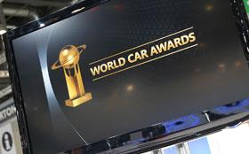 За титул «Всемирного автомобиля года» поборются 4 автомобиля