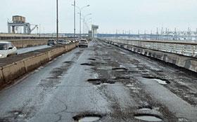 Росавтодор: почти 60% дорог в России не пригодны к использованию