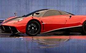 Pagani Huayra сыграет роль в новой части «Трансформеров»