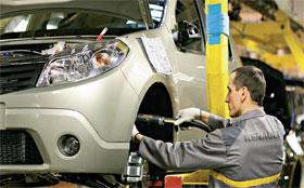 Renault Megane будут производить в Москве