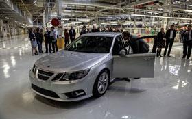 Saab снова в седле