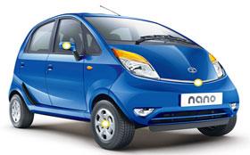 Самый дешевый автомобиль на планете намекнул на роскошь